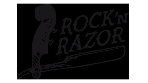 Logo Rock'n Razor