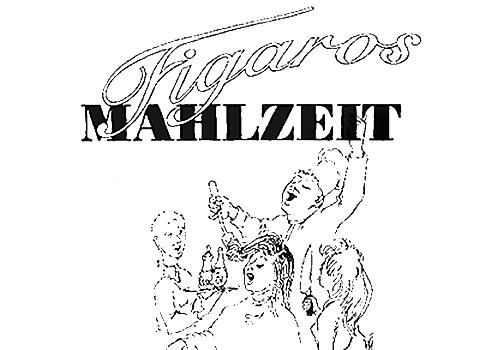 Figaros Mahlzeit